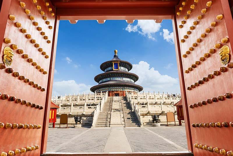گردش یک روزه در پکن چین