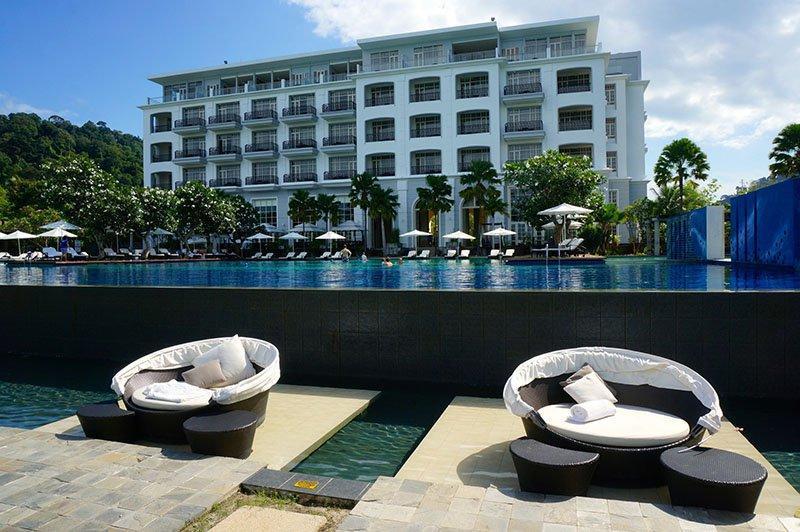 کدام هتل در تور لنکاوی مالزی از همه بهتر است؟