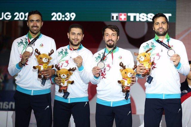 پیمان فخری: بازی های آسیایی سرانجام خوشی برایمان داشت، خداحافظی عابدینی بدون اطلاع من بود