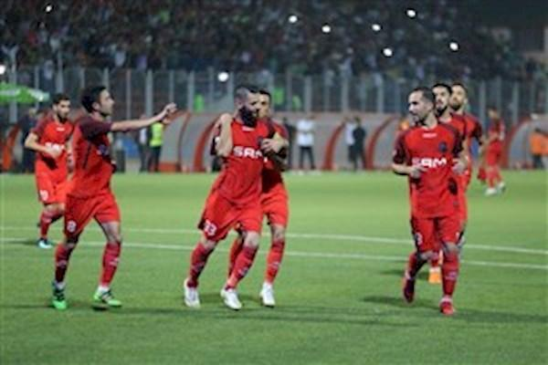 گلباران نساجی در جام حذفی