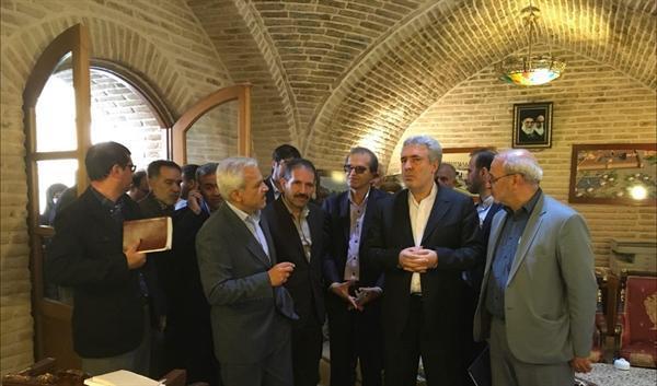 بناهای تاریخی در محور گردشگری شمال اصفهان به اقامتگاه های گردشگری تبدیل می شوند