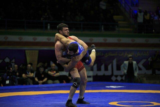 صعود نماینده ایران به فینال کشتی فرنگی باشگاه های دنیا، شکست ترکیه با همه ستاره هایش