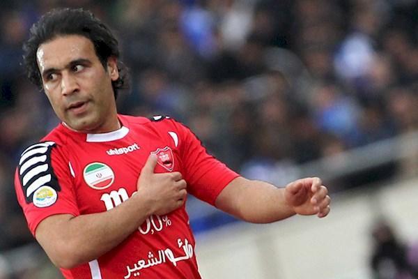 مهدوی کیا: برای بازی اول تیم ملی به ابوظبی بر می گردم