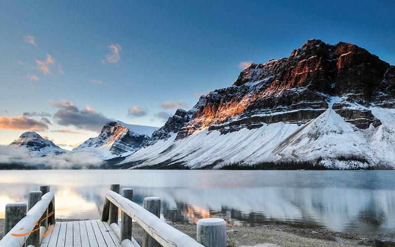معرفی بهترین پارک های ملی کانادا