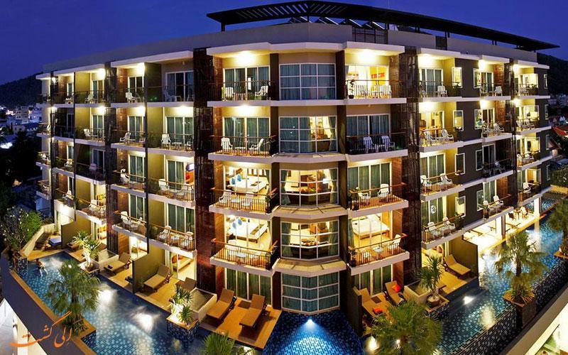 معرفی هتل 4 ستاره آنداکیرا پوکت