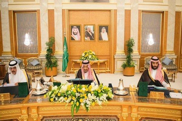 نشست ضد کانادایی کابینه عربستان