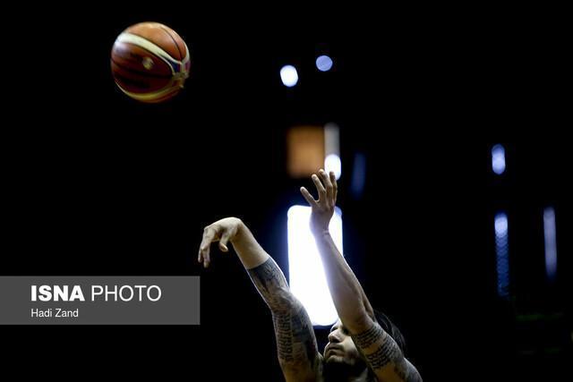 پیروزی امیدهای بسکتبال ایران برابر چین تایپه