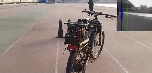 چینی ها دوچرخه خودران فراوری می نمایند