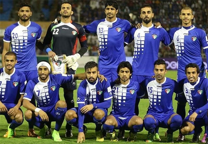 تساوی کویت و عمان در نیمه اول