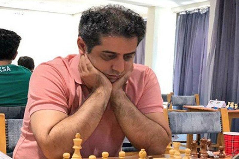 عنوان سومی قائم مقامی در مسابقات شطرنج آزاد مالزی