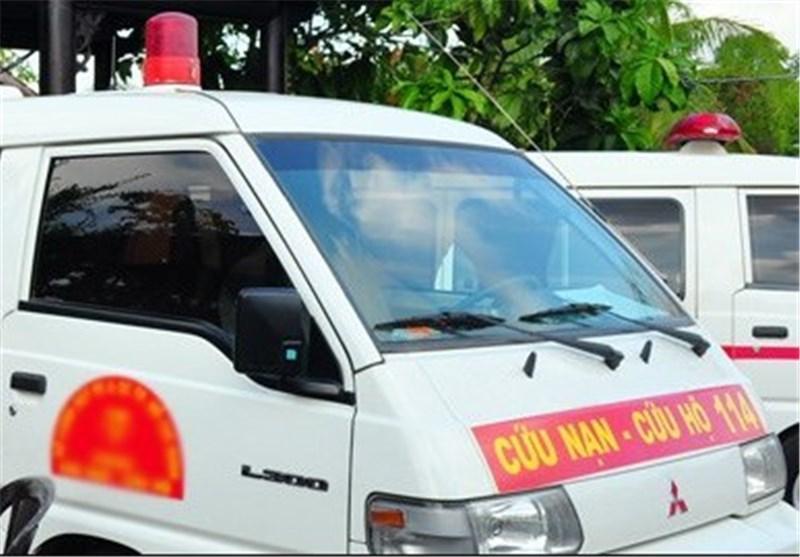 افزایش قربانیان کارخانه مواد محترقه در ویتنام به 21 کشته