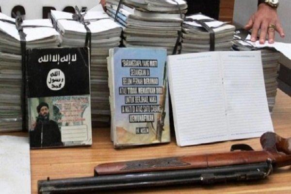 انتشارات داعش مدارس اندونزی را هدف قرار داده است