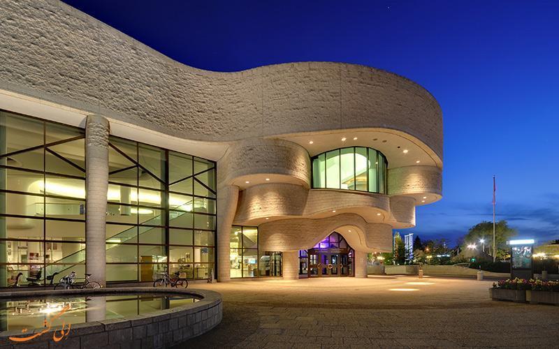 موزه تاریخ کانادا در اتاوا، نمادی از زندگی فرهنگ های مختلف کنار یکدیگر