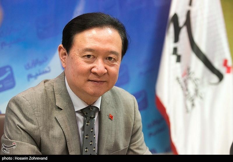 مصاحبه، سفیر چین: بهترین روابط را با ایران در مقایسه با دیگر کشورهای منطقه داریم