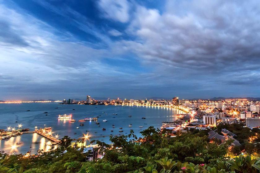 برترین جاذبه های گردشگری پاتایا، تایلند