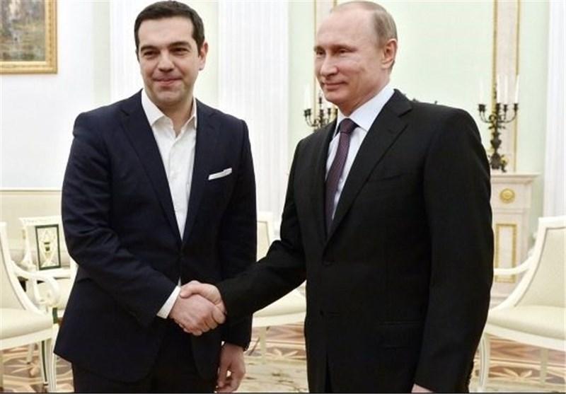 یونان قرارداد گازی میلیاردی با روسیه امضا می نماید