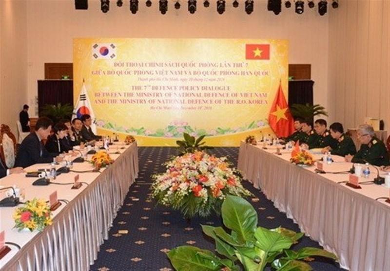 ویتنام به تسلیحات کره ای مجهز می گردد