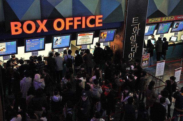 چین بزرگ ترین بازار سینمای اروپا شد