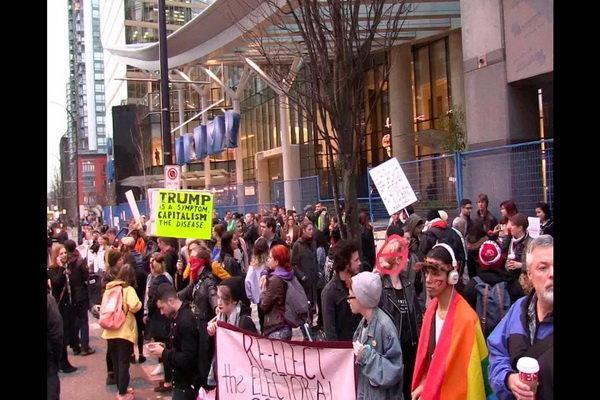 تظاهرات شهروندان کانادا علیه پدیده اسلام هراسی