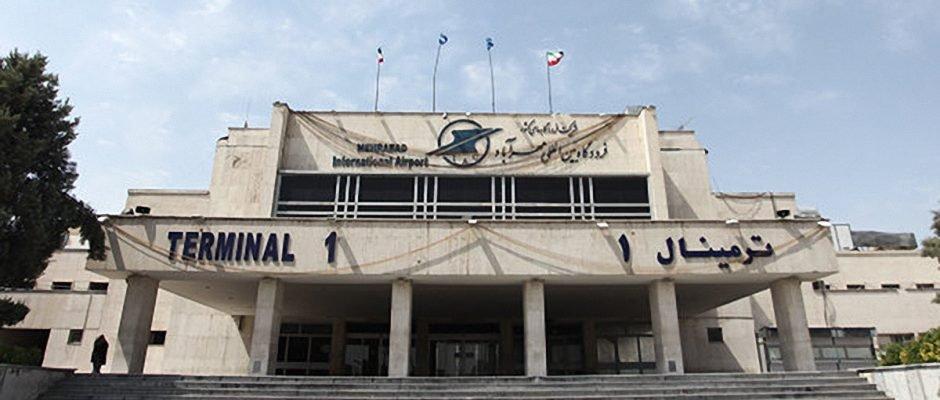 فرودگاه مهرآباد و ساخت ترمینالی جدید توسط ایتالیایی ها