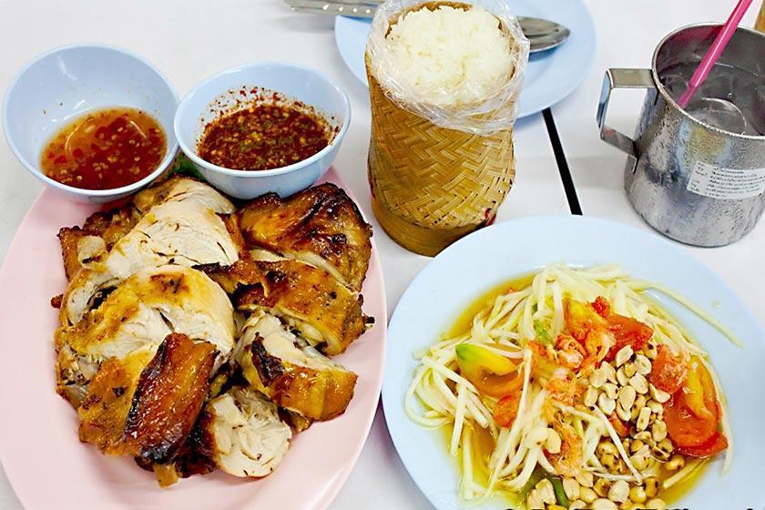 غذاهای محلی پاتایا، تجربه طعم اصیل تایلندی