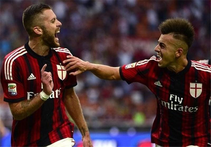 پیروزی میلان در خانه لاتزیو، زور اینتر به تورینو نرسید