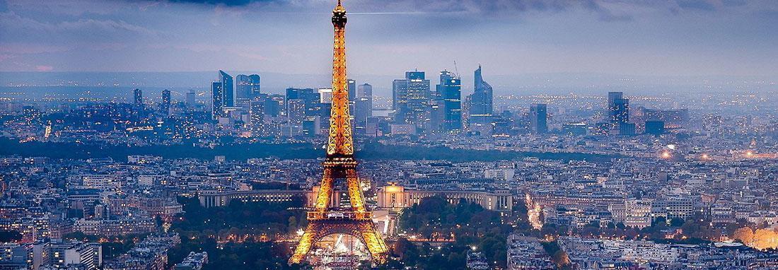 رشد 1.6 میلیارد یورویی درآمد گردشگری پاریس طی یک سال