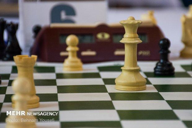 پیروزی شطرنجباز ایران مقابل بخت نخست قهرمانی