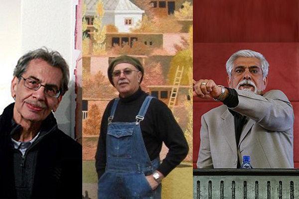 برپایی حراج تهران و جشن تولد کامبیز درمبخش، جای کلانتری خالی است