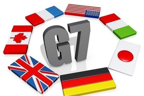نشست اعضای جی 7 با هدف افزایش فشار بر روسیه و سوریه