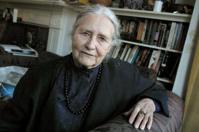 زندگی دوریس لسینگ، نویسنده بزرگ برنده جایزه نوبل