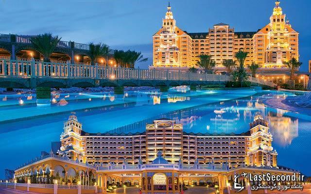 هتل رویال هالیدی ، آنتالیا