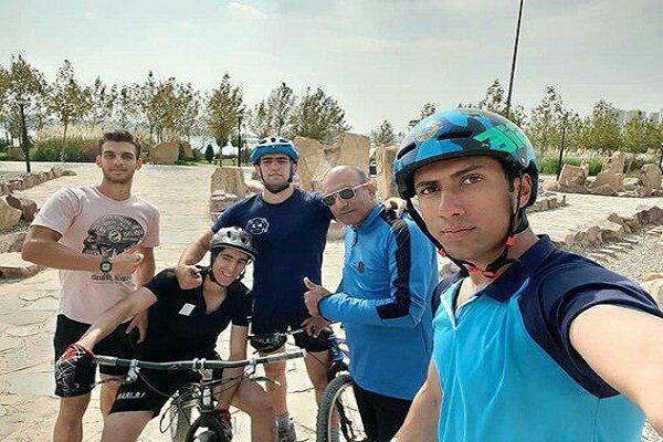 کسب دو مدال طلا و دو برنز توسط رکابزنان تریال ایران