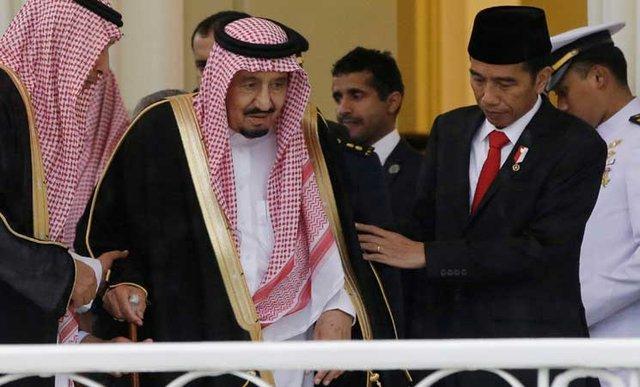 رئیس جمهور اندونزی خطاب به ملک سلمان: ناامیدم کردی!
