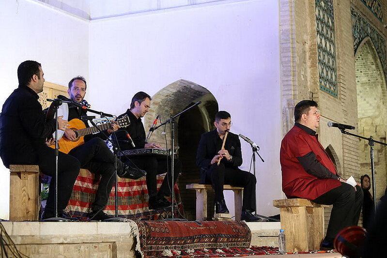 نظر عضو گروه ترکیه ای سزیکلی درباره جشنواره موسیقی نواحی ایران