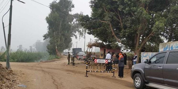 سه کشته در تیراندازی در شمال قاهره