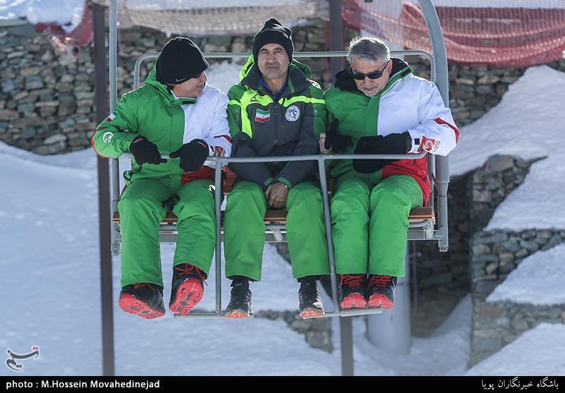 افتخاری: دوران ورزشکارسالاری در اسکی تمام شده است، مسخره کردن رئیس و دبیر فدراسیون درست نیست