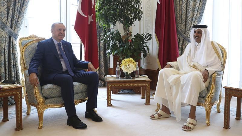 ترکیه صاحب دومین پایگاه نظامی خود در قطر شد