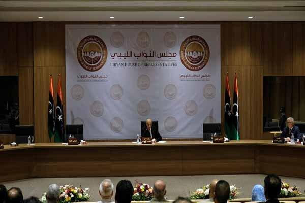 مجلس لیبی برای مقابله با ترکیه دست به دامان شورای امنیت شد