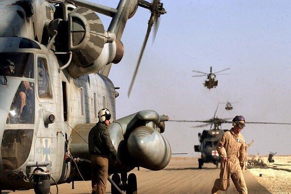 ارسال 500 خودروی نظامی آمریکا از اردن به عراق
