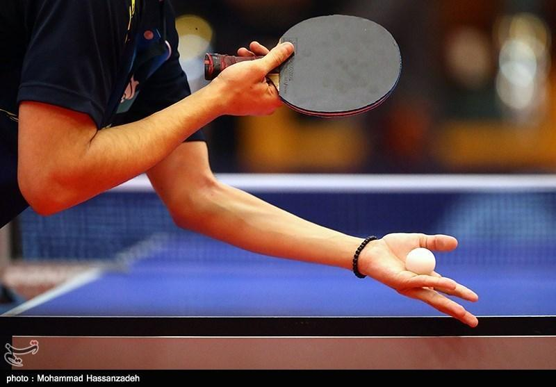 پاداش 200 میلیونی فدراسیون تنیس روی میز در صورت کسب سهمیه المپیک
