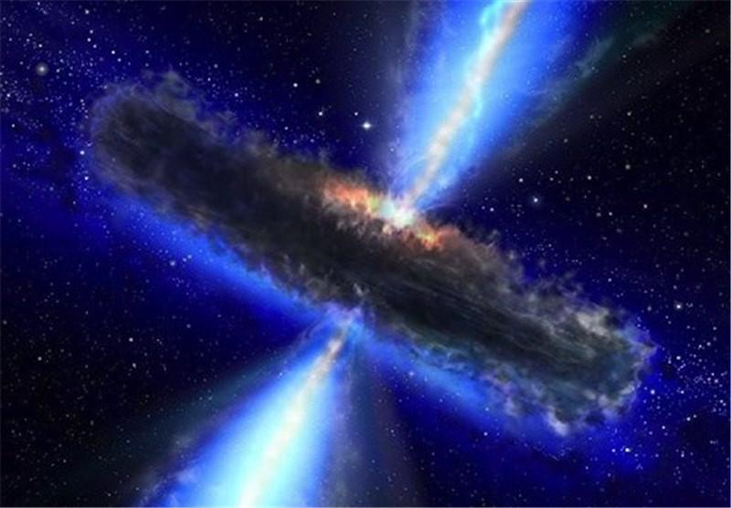 کشف غول پیکرترین و شفاف ترین ابرسیاهچاله کیهانی