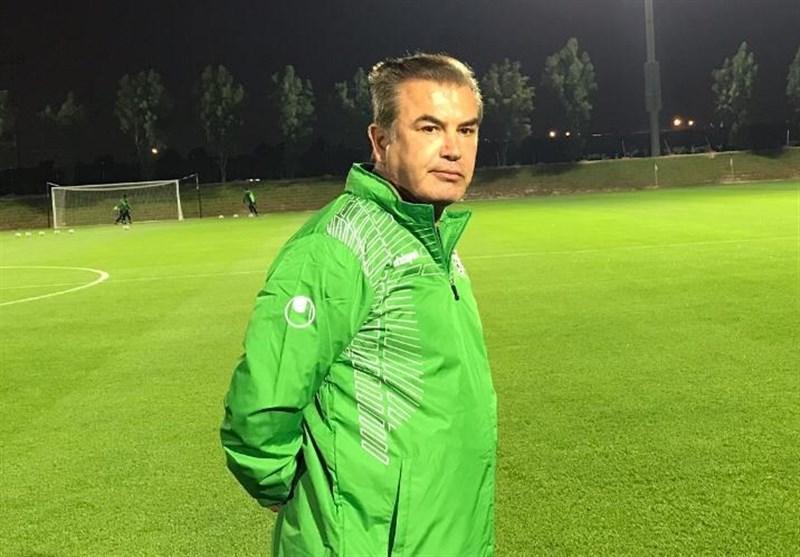 استیلی: بازی درون تیمی از مسابقه با تیم قطری مفیدتر بود، با تلاش فدراسیون مشکل صیادمنش حل شد