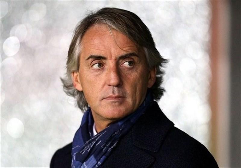 مانچینی: راهنمایی ایتالیا باعث افتخارم خواهد بود