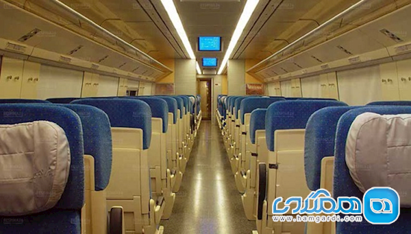 نوروز سال جاری با سریع ترین قطار ایران به مشهد سفر کنید!