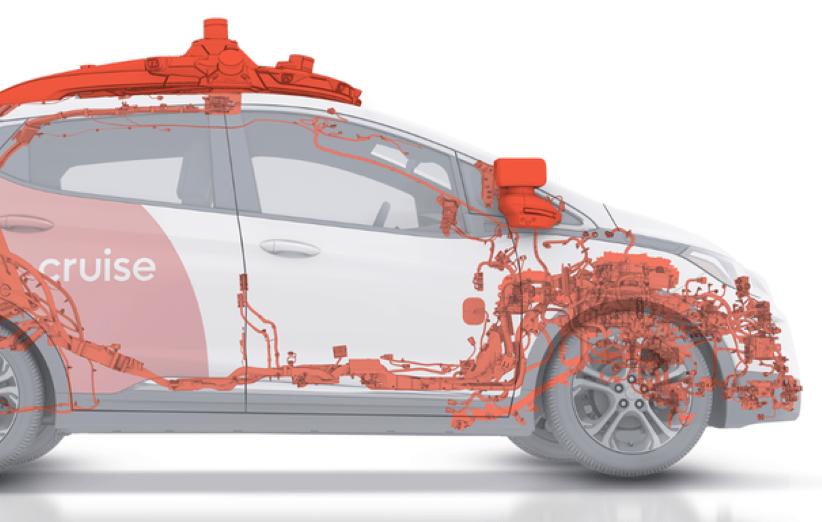 اولین خودرو خودران واقعی جهان توسط جنرال موتورز رونمایی خواهد شد