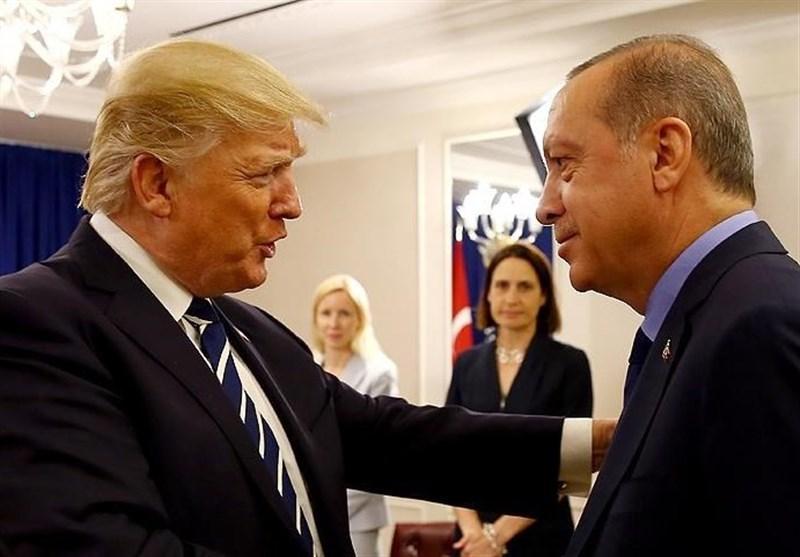 کاخ سفید: ترامپ و اردوغان بر حذف مداخله خارجی در لیبی تأکید کردند