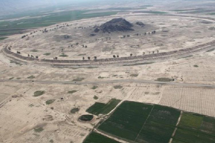 دارابگرد فارس؛ طولانی ترین دیوار گلی جهان در یونسکو ثبت می گردد