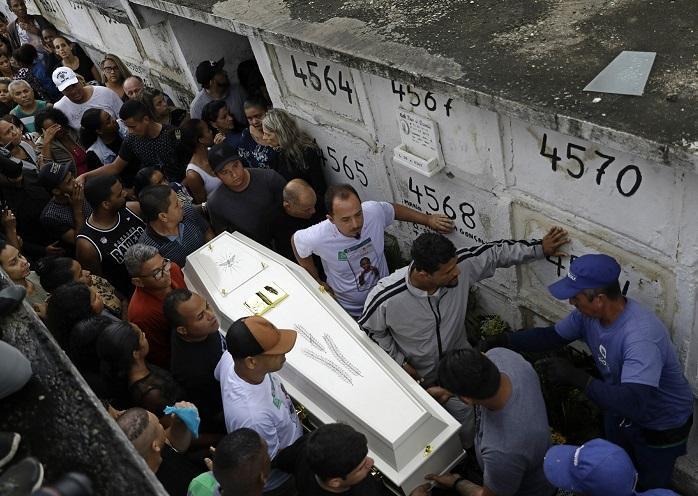 برزیل؛ پایتخت قاتلان دنیا با ثبت 65 هزار قتل در یک سال!