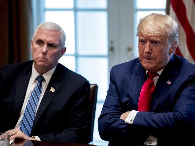 کاخ سفید: ترامپ تست کروناویروس نداده است